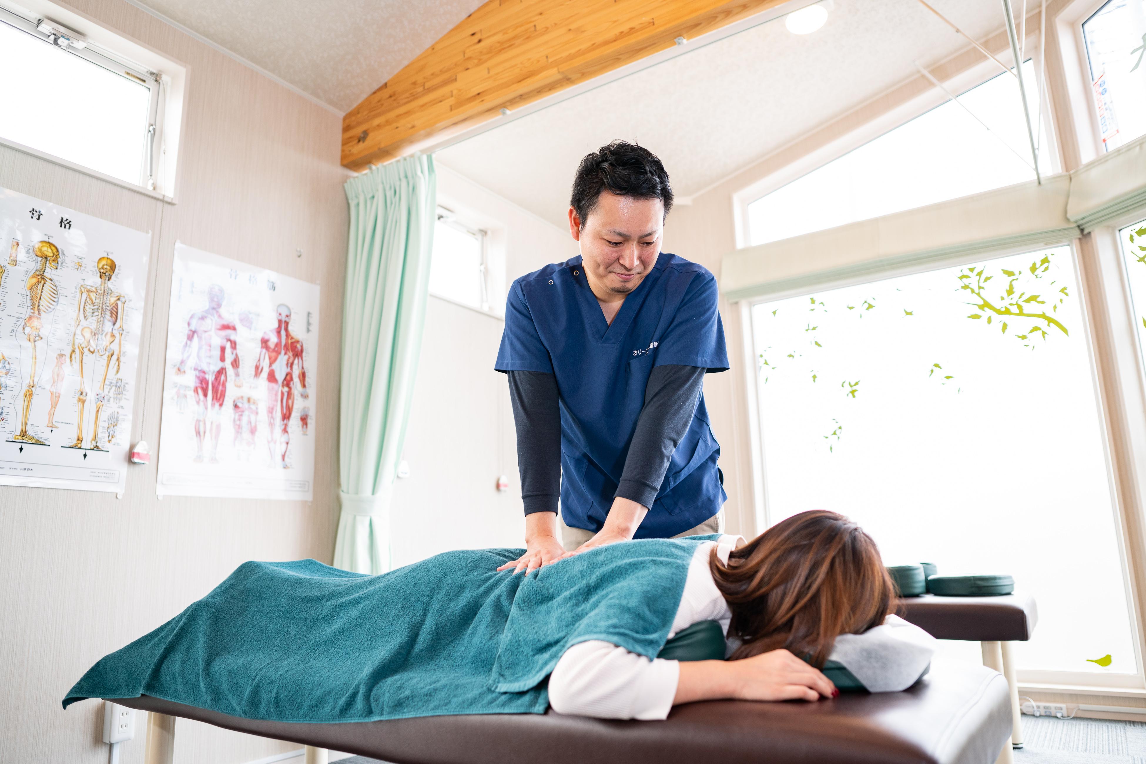 腰痛|整形外科からの転院|石巻市